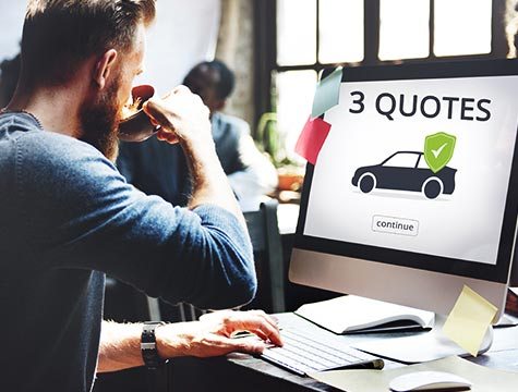 Get 3 quotes car insurance - Ciccarello Insurance Broker