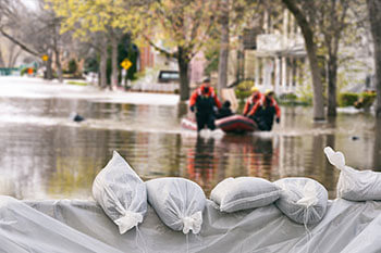 Is flooding home insurance?